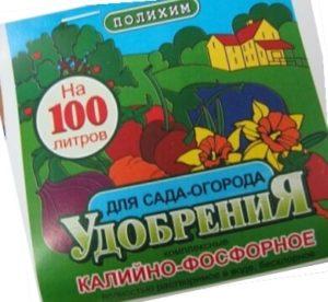 удобрения для тюльпанов